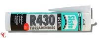 Acrylat-Fassadenriss, Sista R430, altweiß, 300 ml